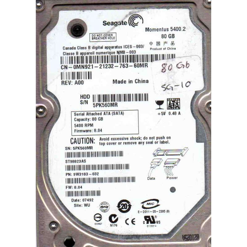 ST98823AS DOWNLOAD DRIVERS