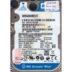WD5000BEVT-60A0RT0,...