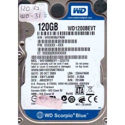 WD1200BEVT-22ZCT0,...