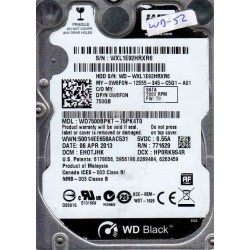 WD7500BPKT-75PK4T0,...